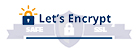 Verified by Lets' Encrypt
